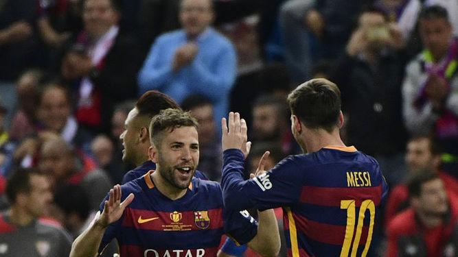 Un Sevilla constipado no olió la sangre del Barça